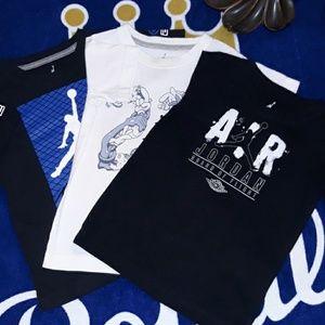 Jordan t-shirt lot